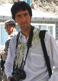 """فهیم """" فطرت""""  خبرنگار آزاد و فعال سیاسی"""